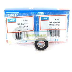 ціна підшипник 6000 2RSH SKF (180100)