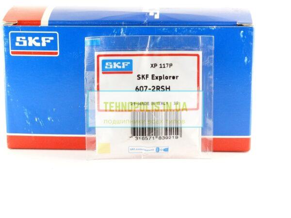качественный подшипник 607 2RSH (180017) SKF