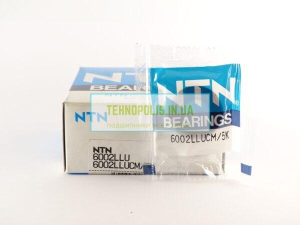 качественный подшипник 6002 LLU (180102) NTN