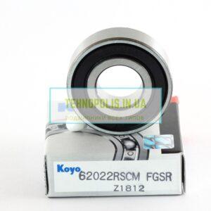 Купити підшипник 180202 (6202 2RSCM) KOYO