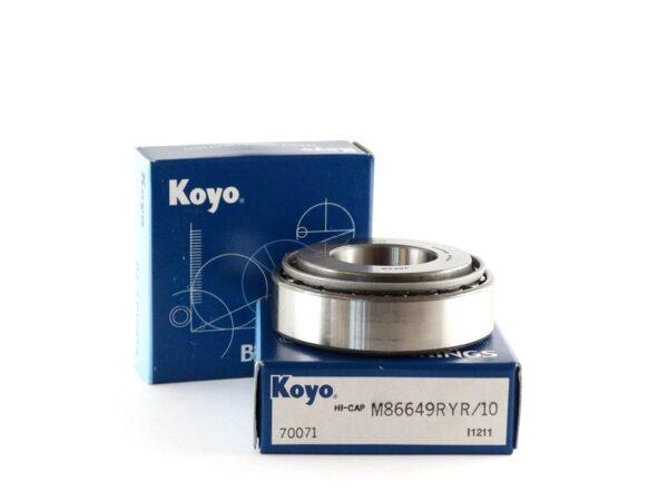 ціна на підшипник M86649/M86610 (M86649RYR/10) KOYO