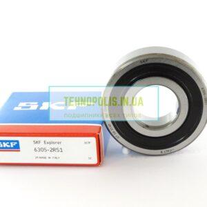 купити підшипник 6305 2RS1 (180305) SKF