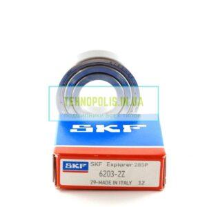 купити підшипник 6203 2Z (80203) SKF