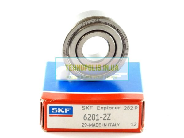 купити підшипник 6201 2Z (80201) SKF