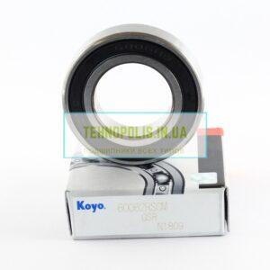 Купити підшипник 180106 (6006 2RSCM) KOYO