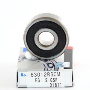 Купити підшипник 180301 (6301 2RSCM) KOYO