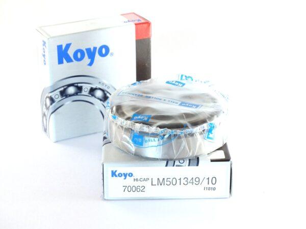 Купити підшипник LM501349/LM501310 KOYO Японія