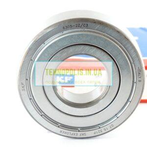 Купити підшипник 80305 (6305 ZZ) C3 SKF