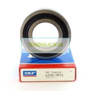 Купити підшипник 6208 2RS1 SKF