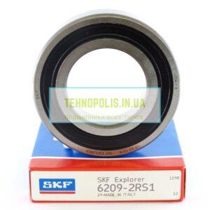 Купити підшипник 6209 2RS1 SKF