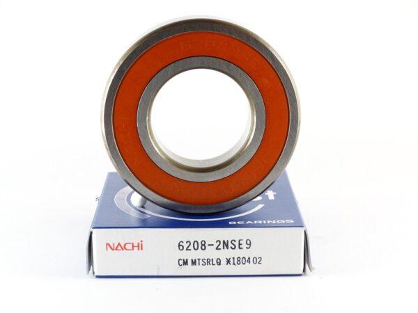 Підшипник 6208 2NSE9NR NACHI - купити