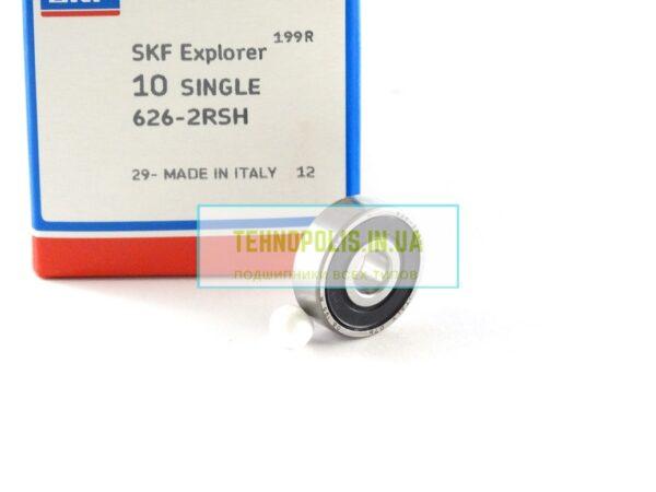 Підшипник 627 2Z SKF - купити