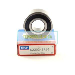 Підшипник 62201 2RS1 SKF - купити