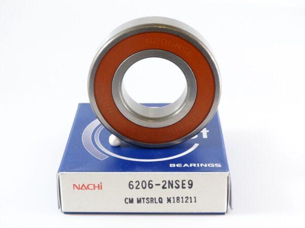 Підшипник 6206 2NSE9 NACHI - купити