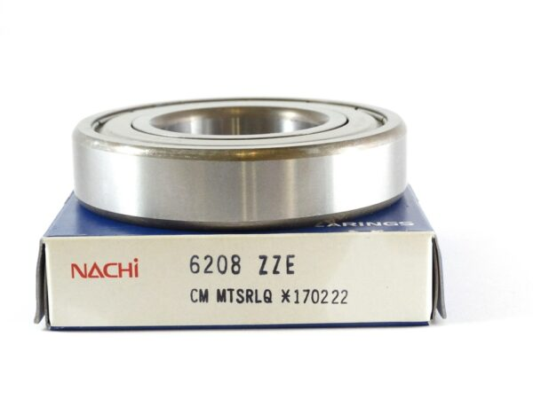 Підшипник 6208 ZZE NACHI - купити
