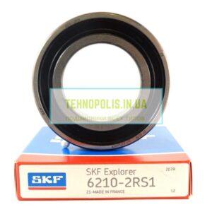 Підшипник 6210 2RS1 SKF - купити