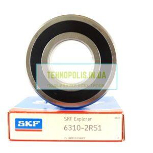 Підшипник 6310 2RS1 SKF - купити