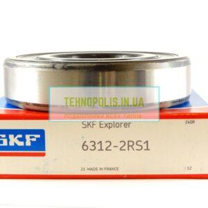 Підшипник 6311 2RS1 SKF - купити