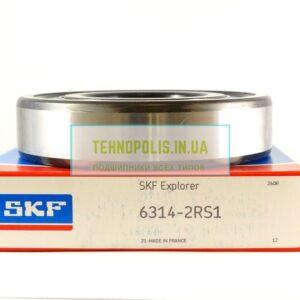 Підшипник 6312 2RS1 SKF - купити