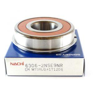 961080005 подшипник вторичного вала КПП Lanos от NACHI. Оригинал