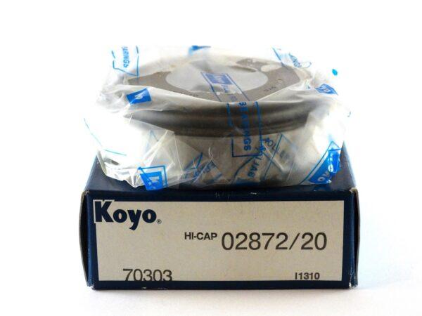 купить подшипник 02872/20 KOYO